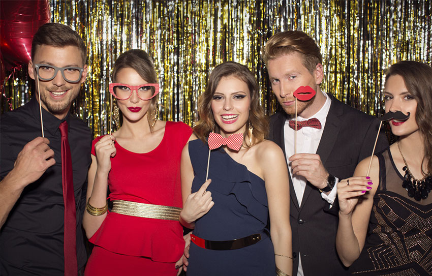 Best Corporate Photo Booth Cleveland