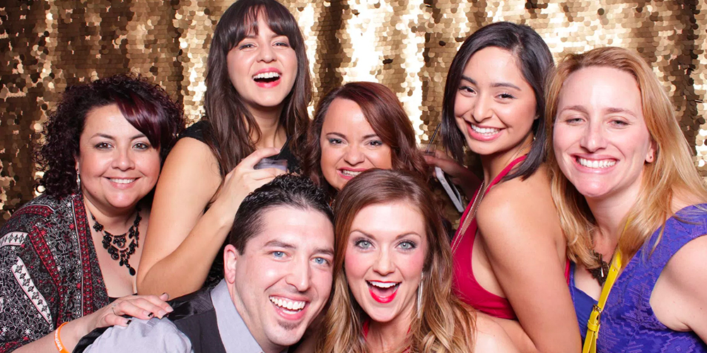 Corporate Event Photo Booth Cleveland